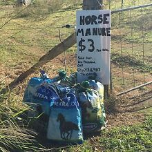 Horse manure Woombye Maroochydore Area Preview