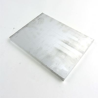 1 Thick Aluminum 6061 Plate 11.375 X 18.125 Long Sku 180089