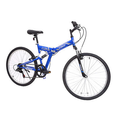 bicycles 3 speed folding bike White Convertible 26 folding mountain bike 7 speed bicycle shimano hybrid suspension sports blue