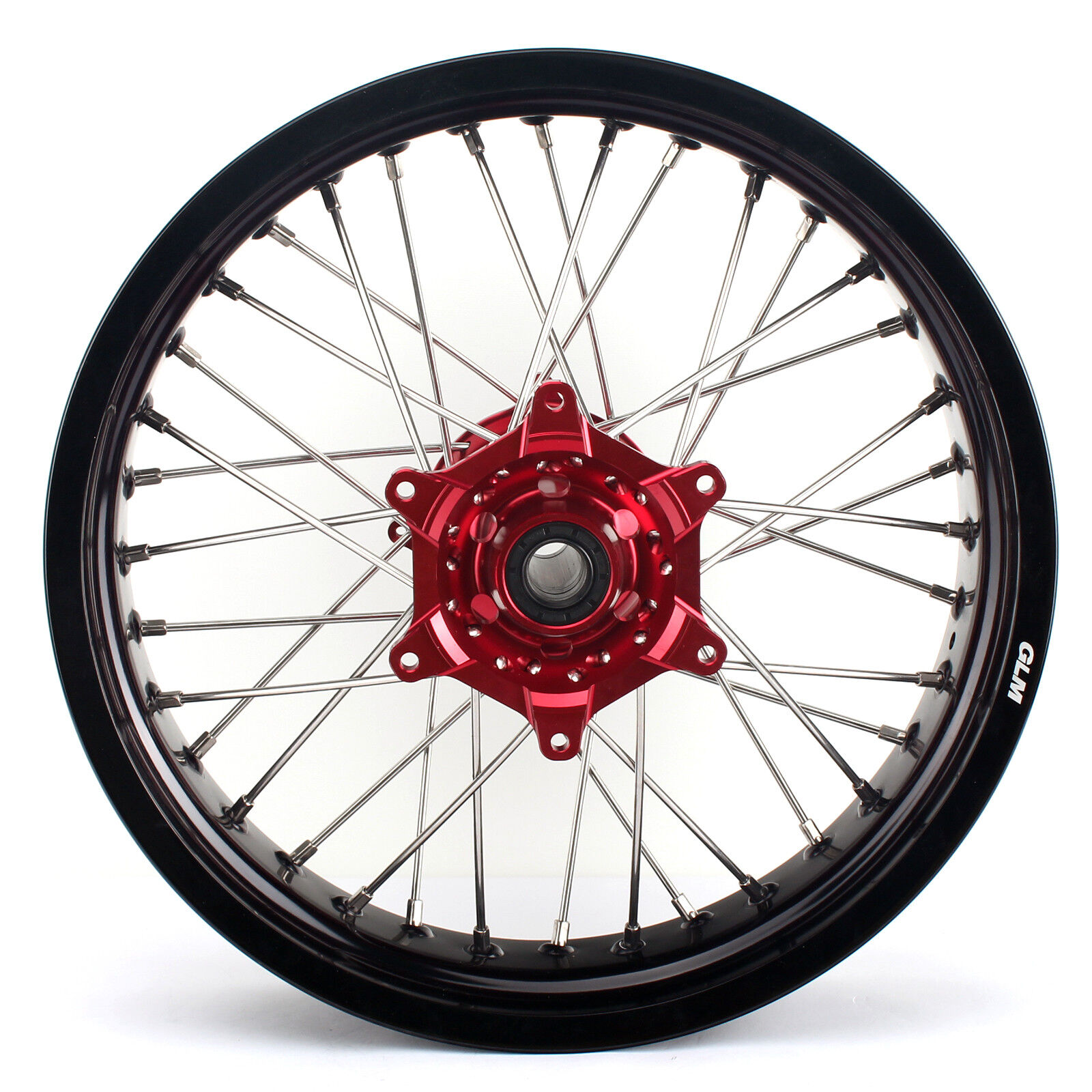 Wheel spacer front CRF250//450 04-13 red