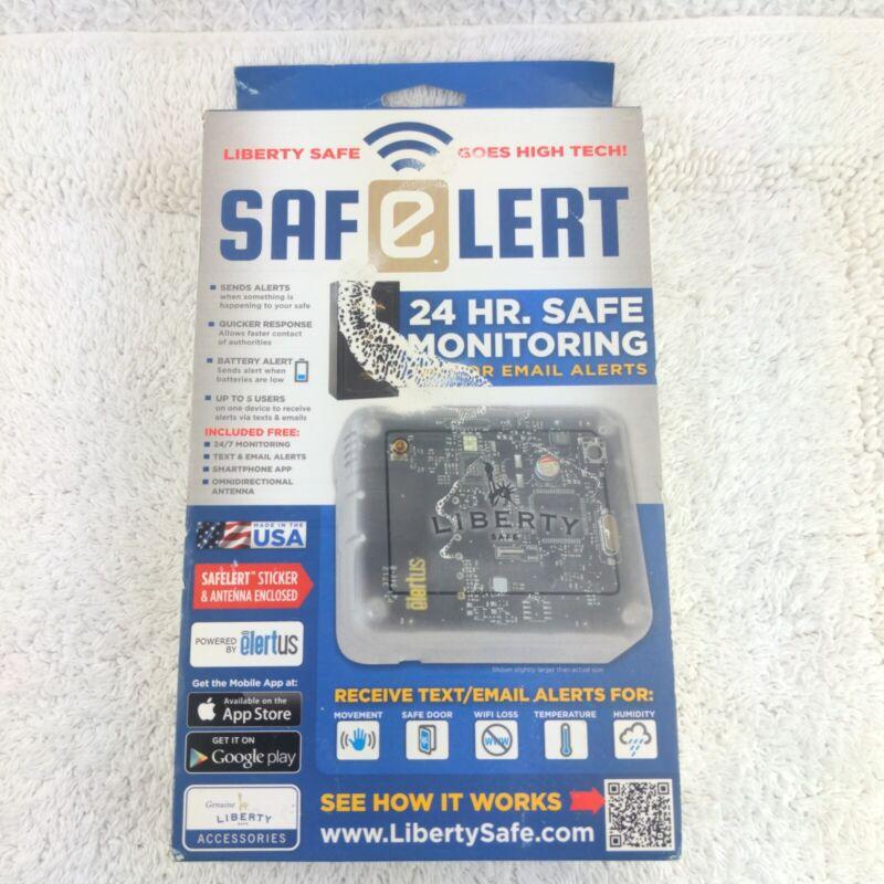 NEW! Liberty Safes Safelert 24-hour Safe Monitoring System NIB! SEALED