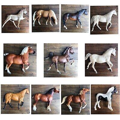 Vintage Breyer Horse Lot of 12