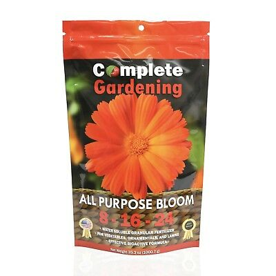 All Purpose Bloom (8-16-24) Best Organic Soil Amendment For Flowering