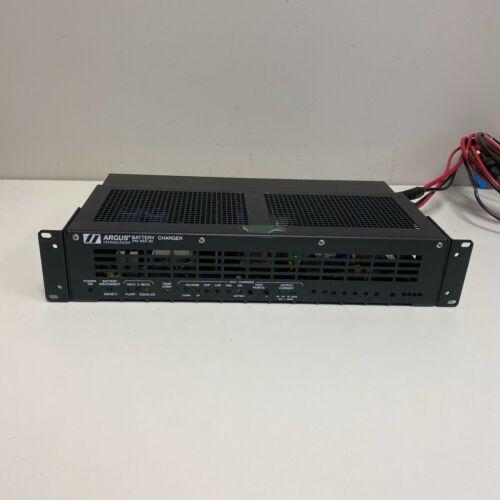 Argus Battery Charger Model 010-523-20for Motorola MTR2000/Quantar 24 VDC NICE