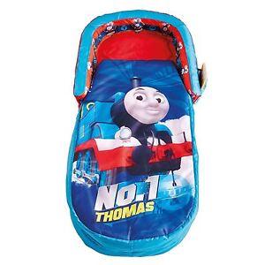 Thomas-y-amigos-mi-Primera-Listo-Cama-Ninos-Fiesta-Pijamas-Solucion-VIAJE