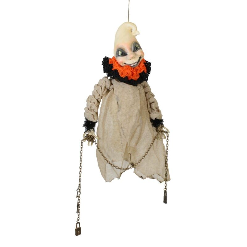 Bethany Lowe Dexter The Hexter Ghost Hanging Vintage Style Retro Halloween Decor