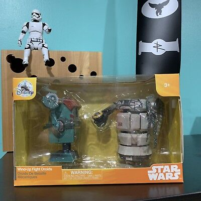 New In Box Disney Solo A Star Wars Story Wind-Up Fight Droids Exclusive GONK NIB
