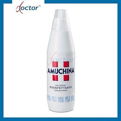 Amuchina soluzione disinfettante concentrata per frutta verdura biberon 1 litro