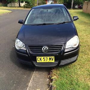2006 Volkswagen Polo Hatchback Campbelltown Campbelltown Area Preview
