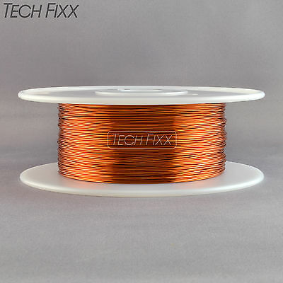 Magnet Wire 21 Gauge Enameled Copper 790 Feet Coil Motor Winding Essex 200c