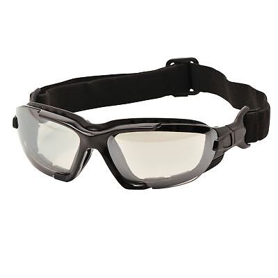 Used, Portwest Levo Safety Spectacle Glasses EN166 Safety Workwear, Clear, PW11 for sale  Shipping to South Africa