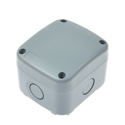 Outdoor Dustwater-proof Electrical Junction Box Connector Enclosure Case Ip66