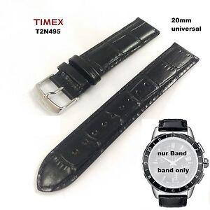 Timex-Pulsera-Reemplazo-t2n495-IQ-Fly-Back-Cronografo-SL-Series-20mm-Universal
