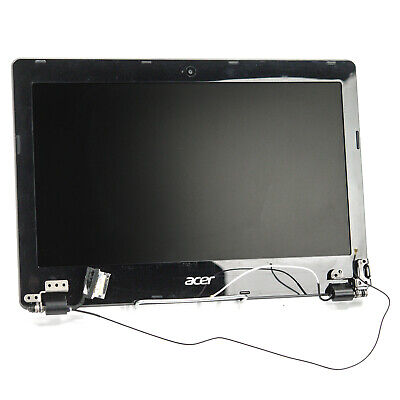 "Acer Chromebook C720 Top Lid LCD Screen Assembly Matte 11.6"" 1366x768 WXGA"