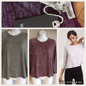 New - Aritzia Wifred Tops - 2 Tops Or Brandy Melville Khaki Top