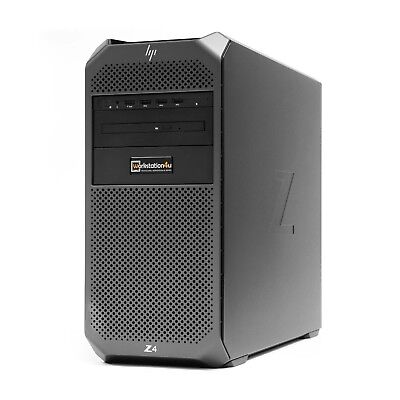11 Workstation (HP Z4 G4 Workstation Intel Xeon W-2102 16GB DDR4 Quadro K620 256GB SSD W10)