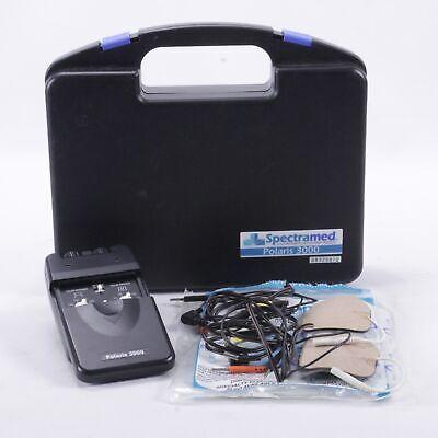 Spectramed Polaris 3000 TENS Stimulation Machine