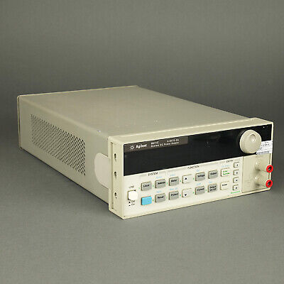 Agilent Keysight Hp 6611c 8 Volt 5 Amp Gpib Power Supply Tested At Full Load