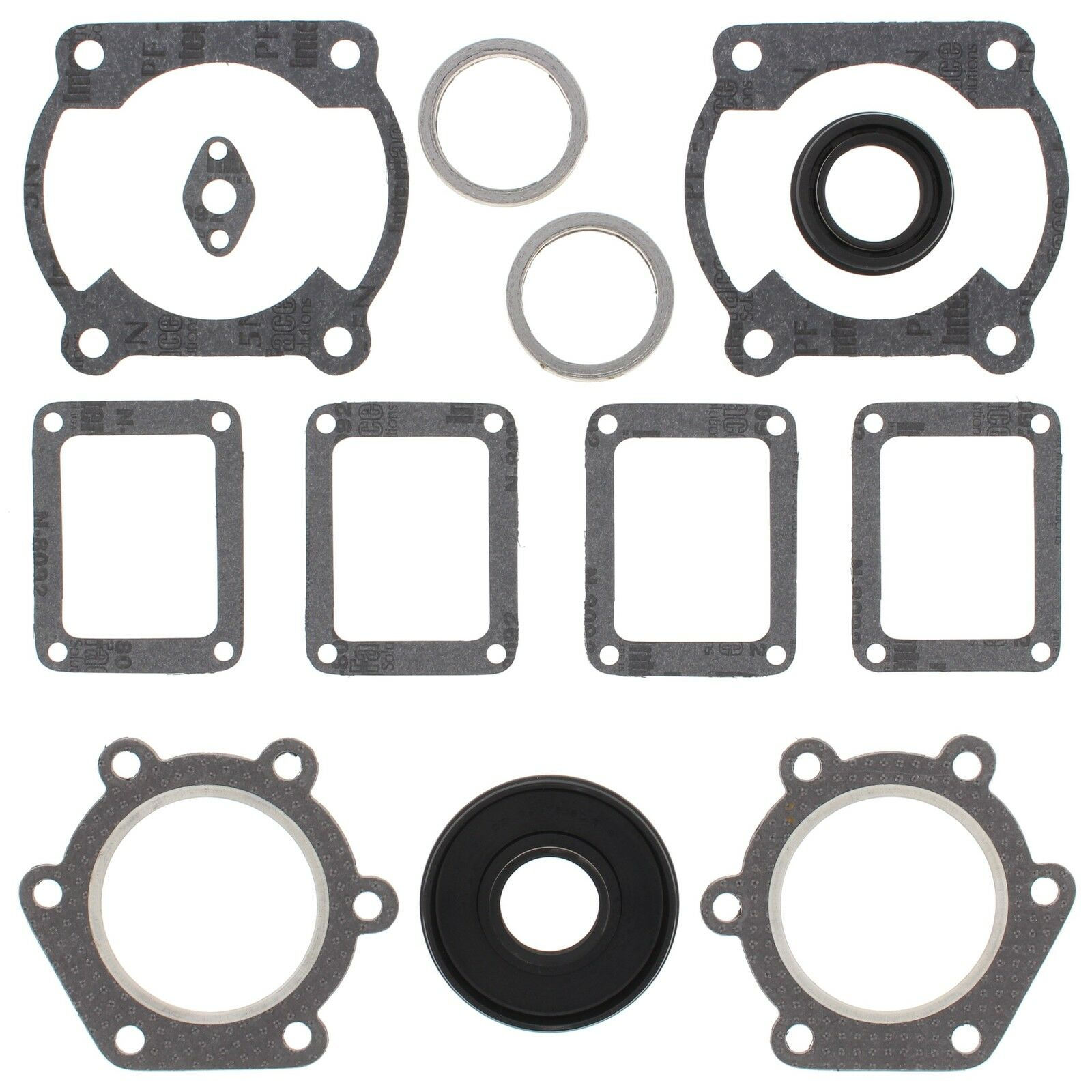 Winderosa Complete Gasket Kit with Oil Seals Yamaha SS SS440 D E F G H 1980-1984