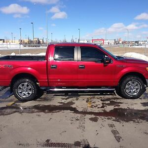 F150 Supercrew 4x4