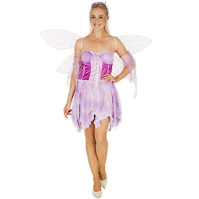 Frauenkostüm bezaubernde Fee Kostüm Frauen Karneval Fasching Halloween sexy
