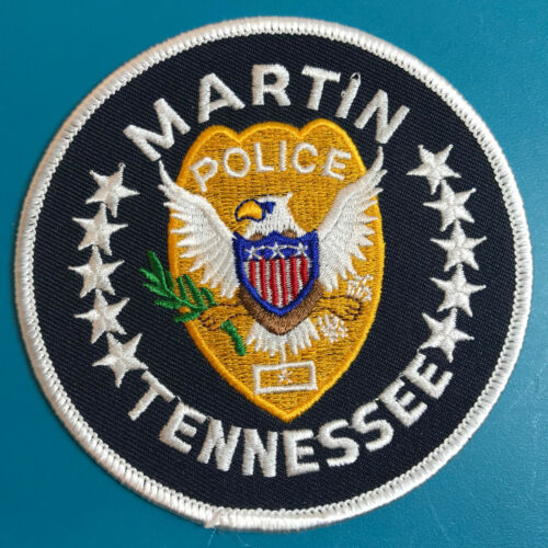 Martin Police Weakley County Tennessee Patch
