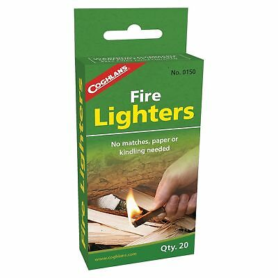 Coghlan's 0150 20-Pack Fire Lighters