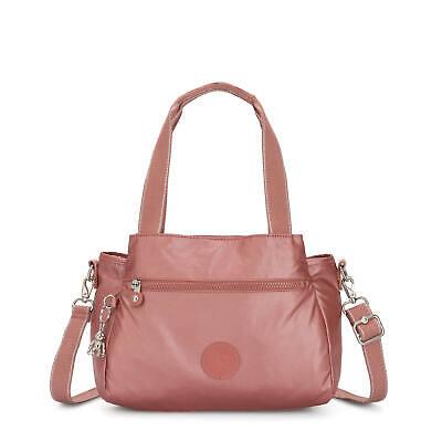 Kipling Elysia Metallic Handbag