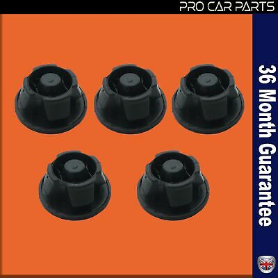 5X Engine Cover Grommets Bung Absorber / A6420940785 fits MERCEDES C CLASS W204