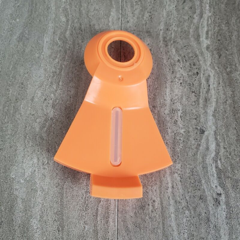 Baby Brezza Formula Pro Advanced Original Replacement Part ORANGE LOCKING COVER