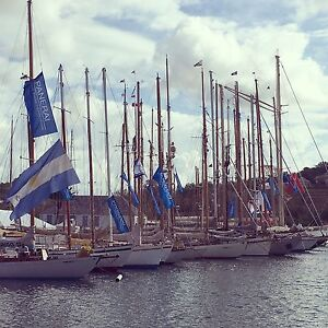 Experienced sailor looking to join as race crew