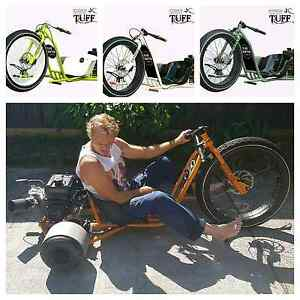✔✔ TUFF DRIFTER ✔✔ Australias No1 Motorised Drift Trike Newcastle Newcastle Area Preview