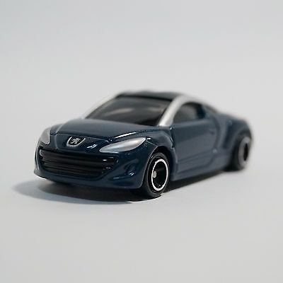 TAKARA TOMY Tomica 84 Peugeot RCZ Diecast Car Toy 1/64 Scale Vechicle Model