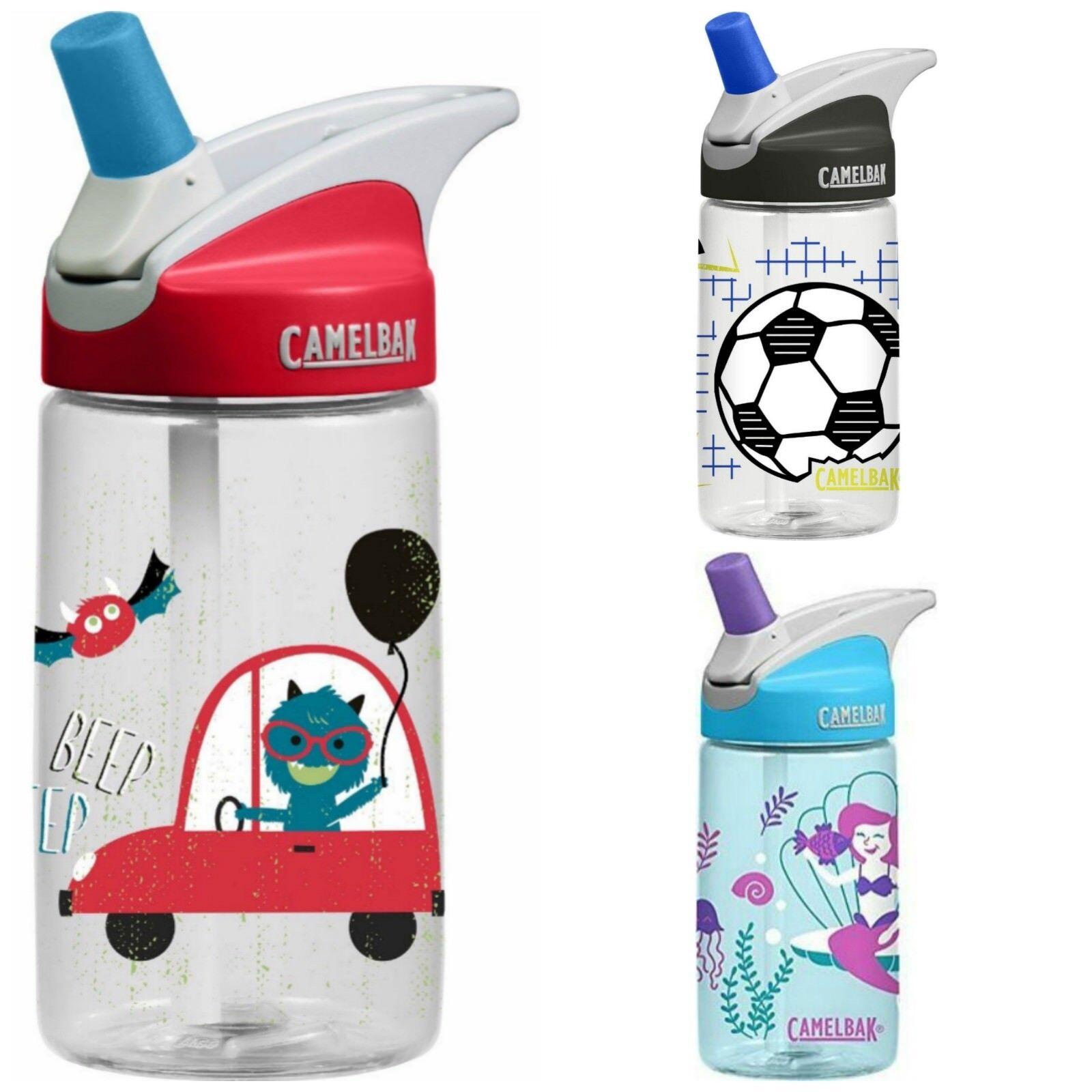 CamelBak Kid's Eddy Water Bottles .4-Liter Spill Proof BPA-F