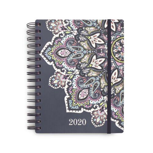 Vera Bradley Student Agenda/Planner 2020/21 BonBon Medallion