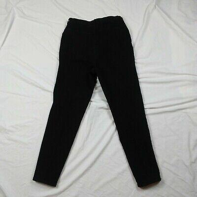 Black No Back Pocket Jeans (Vintage Forenza Super High Rise Waist Mom Jeans 12 Black No Back Pockets)