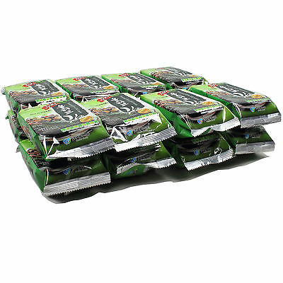 KOREAN Roasted Olive Oil Laver , 16 PACKS Seaweed SUSHI Nori, Gimbab, Snack