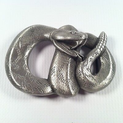 Snake Belt Buckle The Great American Belt Company ()