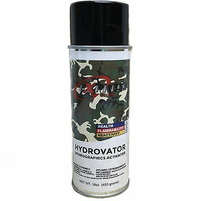 Hydrographics Activator | Owner's Guide to Business and