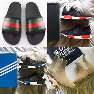 Gucci Slides Adidas NMD Chelsea Boots Upwey Yarra Ranges Preview