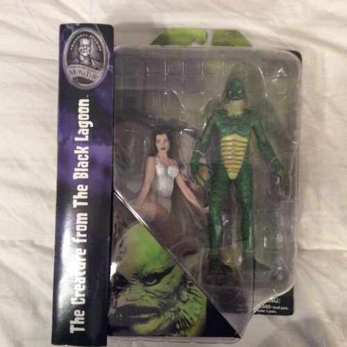 Universal Monsters The Creature From The Black Lagoon Select Action Figure