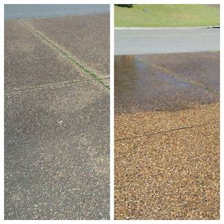 Dermotts ELITE pressure washing