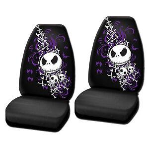 Nightmare Before Christmas Seat Covers Ebay
