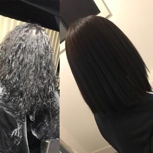 Permanent Hair Straightening In Lakemba 2195 Nsw Hairdressing