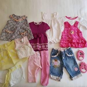 One-pieces Baby Clothing Near New 000 Bonds Peach Stripe Vintage Stretchies Easysuit Wondersuit Jumpsuit