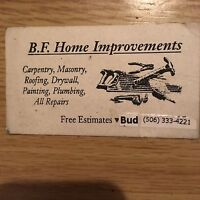 BF Home Improvments