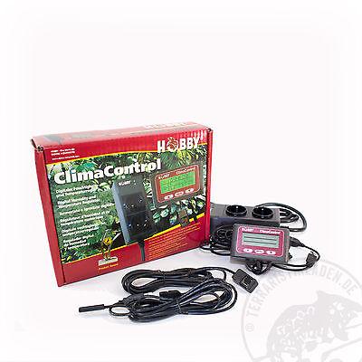 Hobby Clima Control Digitaler Temperatur und Feuchtigkeitsregler