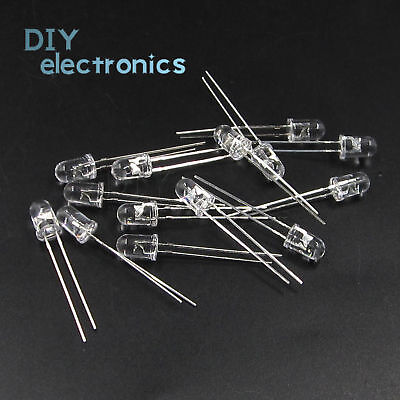 20pcs Pd204-6c Photodiode Ir 5mm 940nm Speed Led Water Cleardi
