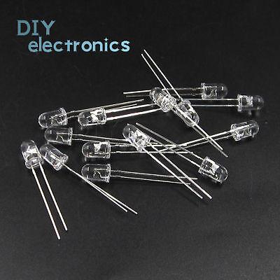 20pcs Pd204-6c Photodiode Ir 5mm 940nm Speed Led Water Cleardi