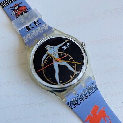 Watch Swatch Discobolus 1991 GN141